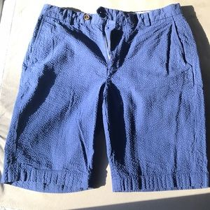 Brooks Brothers Seersucker Shorts